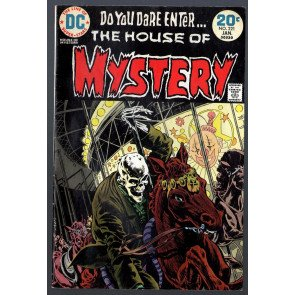 House of Mystery (1952) #221 VG/FN (5.0) Wrightson cover and art