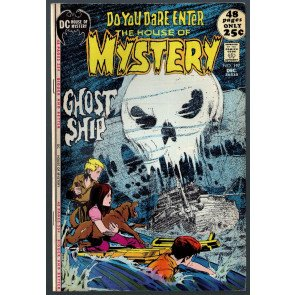 House of Mystery (1952) #197 FN (6.0) Neal Adams cover 52 pages