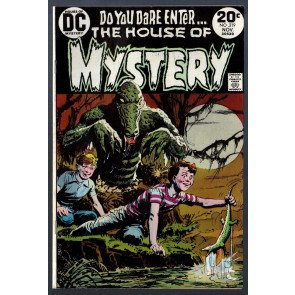 House of Mystery (1952) #219 FN- (5.5) Wrightson cover