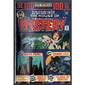 House of Mystery (1952) #224 VG/FN (5.0) Wrightson art 100 page spectacular