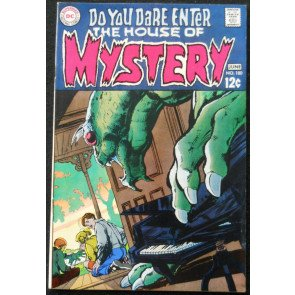 HOUSE OF MYSTERY #180 VF- NEAL ADAMS