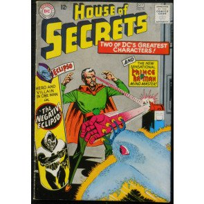 HOUSE OF SECRETS #74 FN