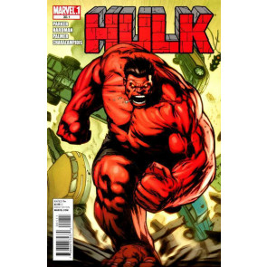 HULK (2008) #30.1 VF/NM RED-HULK