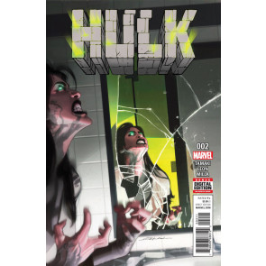 Hulk (2016) #2 VF/NM