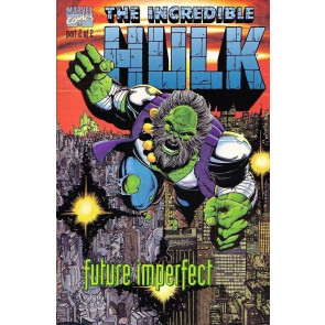 Hulk: Future Imperfect (1992) #'s 1 & 2 VF/NM Set Peter David George Perez