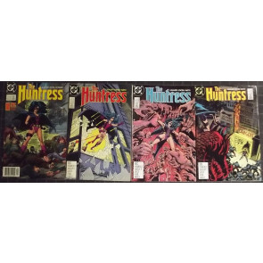 HUNTRESS (1989) #'s 1-19 + (1994) #'s 1-4 COMPLETE SETS LOT OF 24 BOOKS