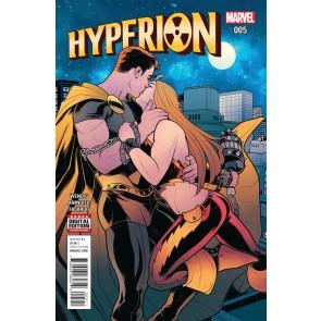Hyperion (2016) #5 VF/NM