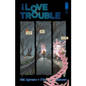 I LOVE TROUBLE #4 NM IMAGE COMICS