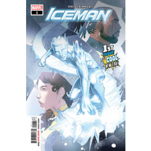 Iceman (2018) #1 VF/NM