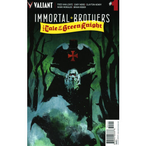 Immortal Brothers: The Tale of the Green Knight (2017) #1 VF/NM Cover A Valiant