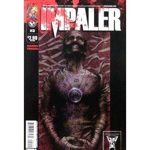 IMPALER #2 NM IMAGE COMICS DRACULA VLAD HORROR