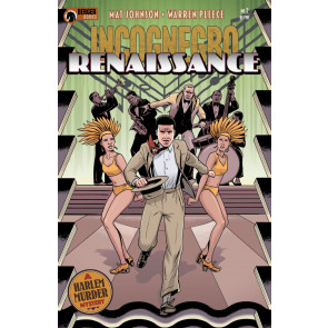 Incognegro: Renaissance (2018) #2 of 5 VF/NM Mat Johnson Dark Horse