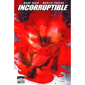 INCORRUPTIBLE #20 NM COVER A BOOM IRREDEEMABLE WAID
