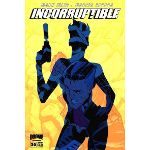 INCORRUPTIBLE #20 NM COVER B BOOM IRREDEEMABLE WAID