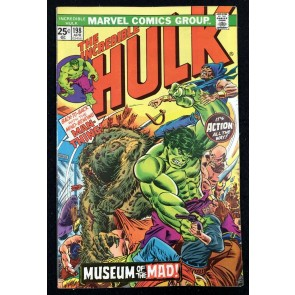 Incredible Hulk (1968) #199 FN/VF (7.0) Man-Thing cover and story