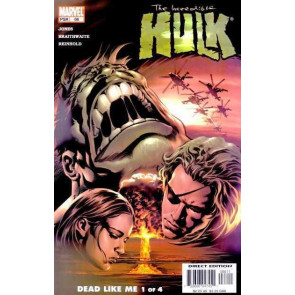 "Incredible Hulk (2000) #'s 66 67 68 69 ""Dead Like Me' Complete Set VF/NM"