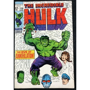 Incredible Hulk (1968) #116 VG/FN (5.0)