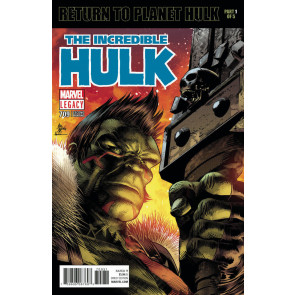 Incredible Hulk (2017) #709 VF/NM Homage Variant Cover (Incredible Hulk #94)