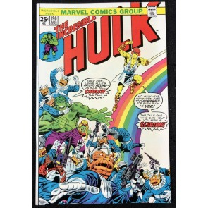 Incredible Hulk (1968) #190 NM (9.4) 1st app Glorian Shaper Of Worlds app