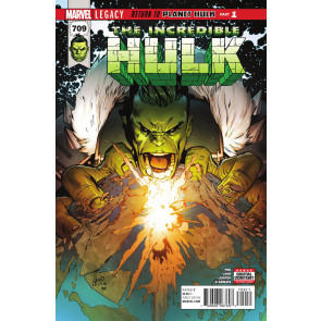 Incredible Hulk (2017) #709 VF/NM