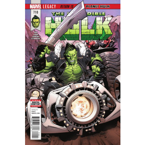 Incredible Hulk (2017) #710 VF/NM
