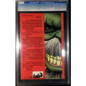 Incredible Hulk Future Imperfect (1993) #2 CGC 9.8 2nd app Maestro (0950099009)