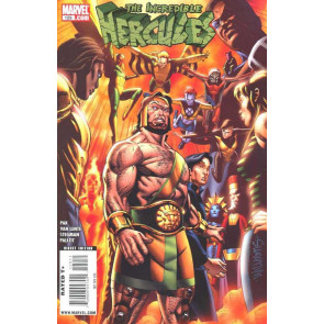 INCREDIBLE HERCULES #129 VF+ - VF/NM X-MEN APPEARANCE