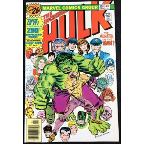 Incredible Hulk (1968) #200 VF+ (8.5) Anniversary Issue