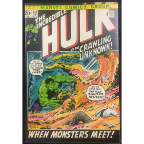 Incredible Hulk (1968) #151 VF+ (8.5)