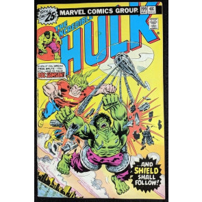 Incredible Hulk (1968) #199 FN/VF (7.0)  vs Doc Samson & SHIELD