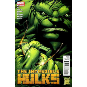 Incredible Hulks (2010) #635 VF/NM Greg Pak Final Issue