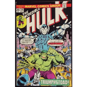 INCREDIBLE HULK #191 FN/VF THE SHAPER