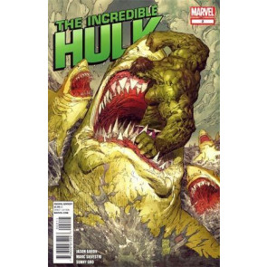 INCREDIBLE HULK #2 (2011) NM MARC SILVESTRI