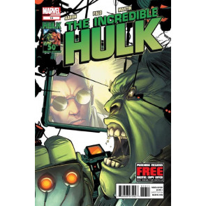 INCREDIBLE HULK (2011) #13 NM