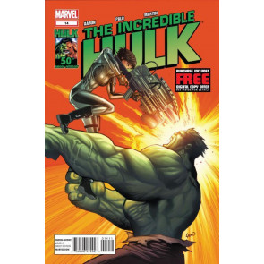 INCREDIBLE HULK (2011) #14 NM