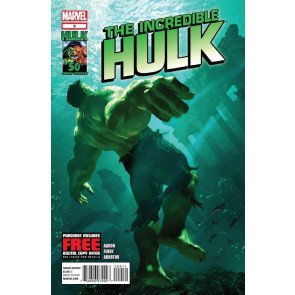 INCREDIBLE HULK (2011) #9 NM