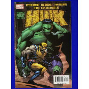 Incredible HULK #80 Wolverine Appearance NM Near Mint