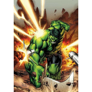 INCREDIBLE HULKS #615 NM DARK SON PART FOUR OF SIX