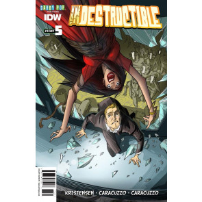 INDESTRUCTIBLE (2014) #5 VF/NM IDW