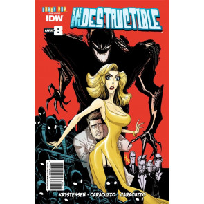 INDESTRUCTIBLE (2014) #8 VF/NM IDW