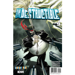 INDESTRUCTIBLE (2014) #9 VF/NM IDW