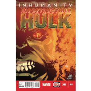 INDESTRUCTIBLE HULK (2012) #16 FN/VF MARVEL NOW!