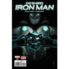 Infamous Iron Man (2016) #3 VF/NM