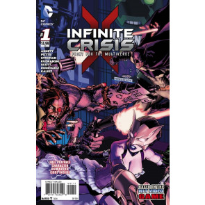 INFINITE CRISIS: FIGHT FOR THE MULTIVERSE (2014) #1 VF/NM