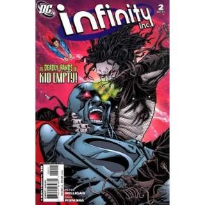 INFINITY INC (2007) #'s 1, 2, 3, 4, 5, 6, 7