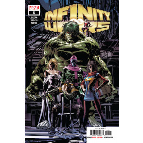 Infinity Wars (2018) #5 VF/NM Mike Deodato Jr Cover