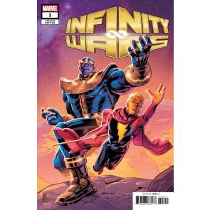 Infinity Wars (2018) #1 VF/NM J. G. Jones Thanos Adam Warlock Variant Cover