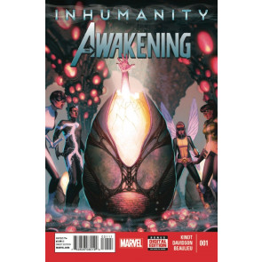 INHUMANITY: AWAKENING #1 VF/NM
