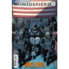 Injustice 2 (2017) #14 VF/NM