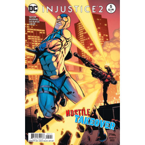 Injustice 2 (2017) #5 VF/NM
